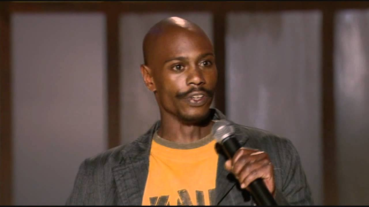 "Dave Chappelle ""For What It's Worth"""