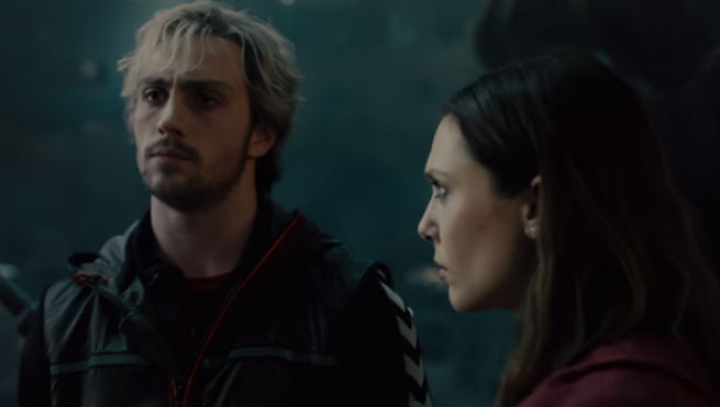 Quicksilver și Scarlet Witch