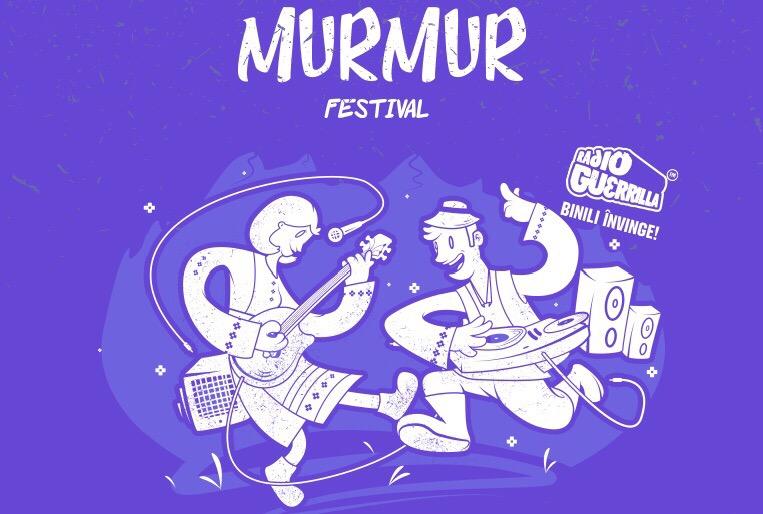 Poster Murmur Festival