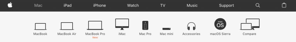 mac pro apple website