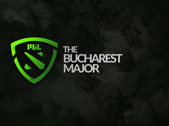 Bucharest major logo