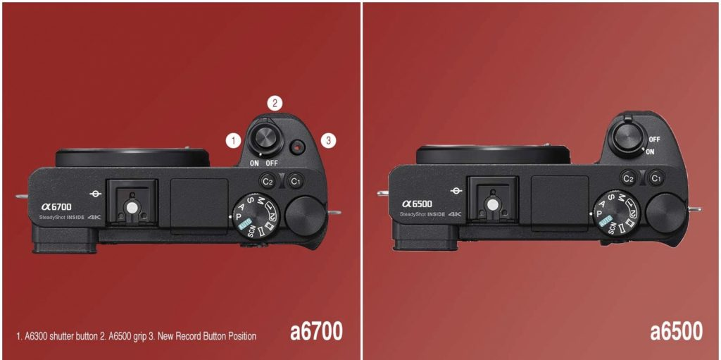 sony a6700 features