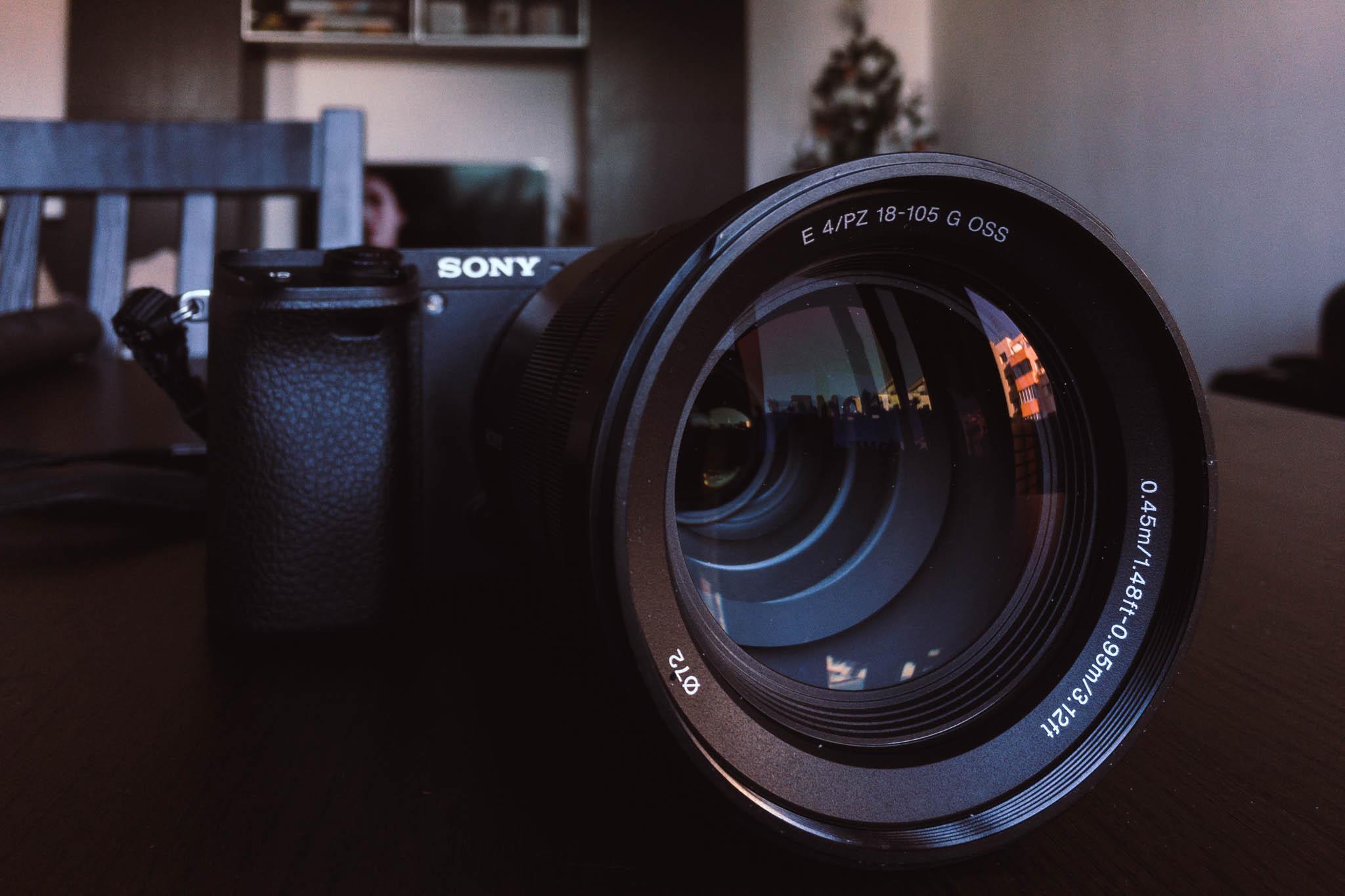 Sony 18-105mm